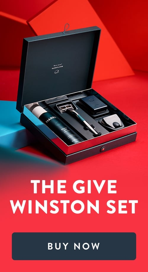 THE GIVE WINSTON SET