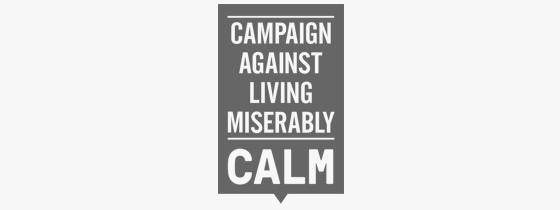 Campaign Against Living Miserably | CALM